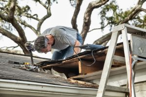 Emergency Roof Repair in by Imperial Roofing/Trinity Builders
